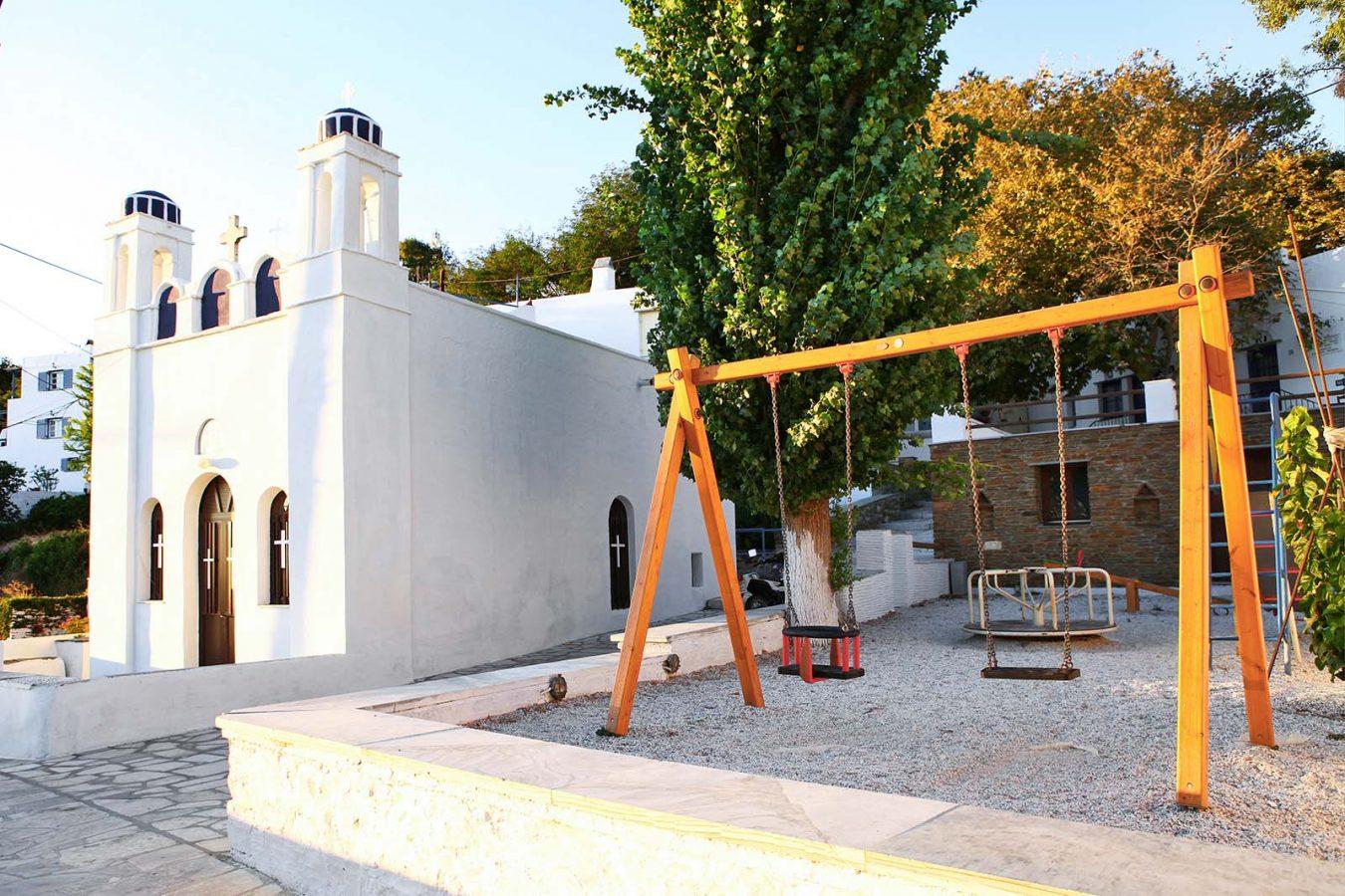 churches in Tinos - Tinos E-Houses