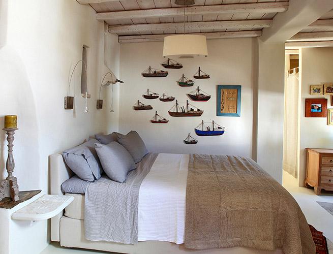 accommodation Tinos - Tinos E-Houses