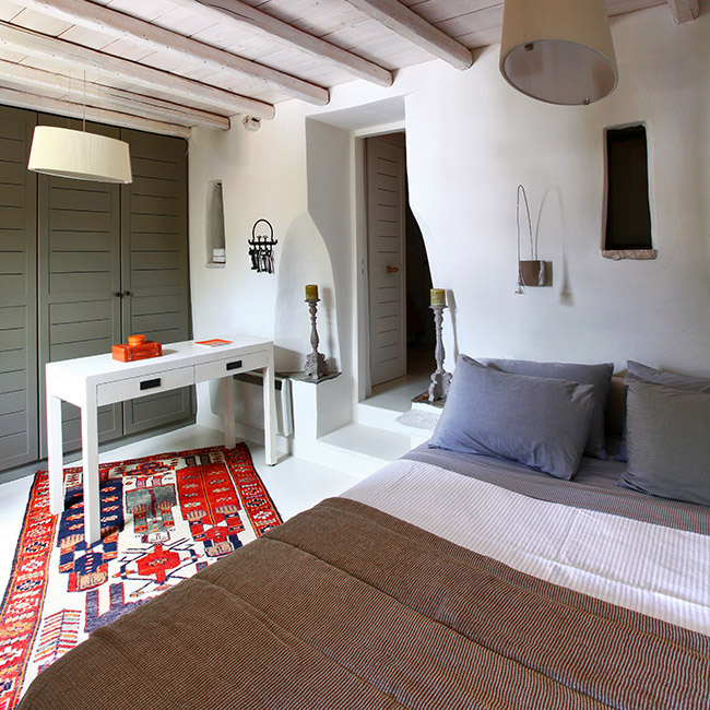accommodation in Tinos - Tinos E-Houses
