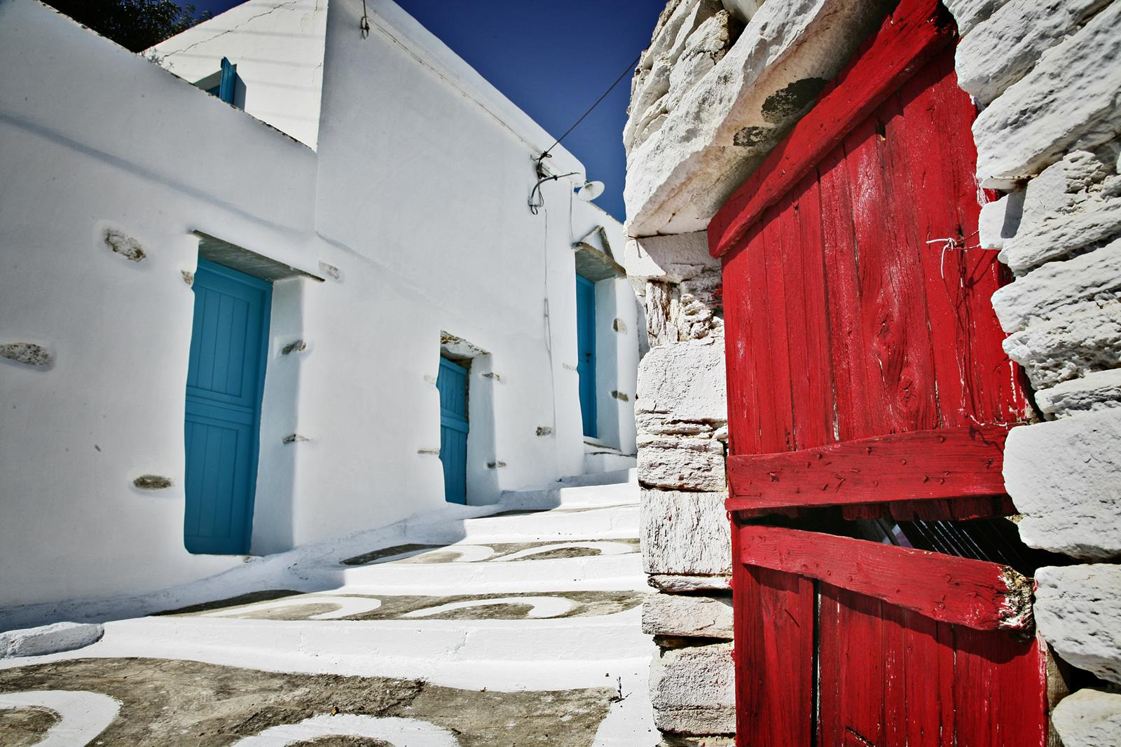 Luxury stay in Tinos - Tinos E-Houses
